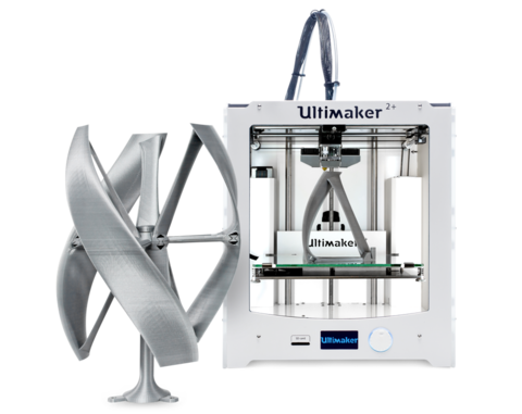 3d принтер Ultimaker 2+ (Plus)