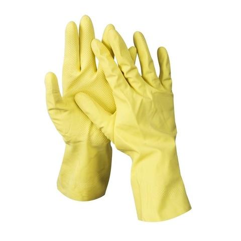 DEXX перчатки  латексные хозяйственно-бытовые, размер M.