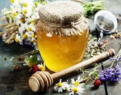 Мед цветочный, Камское Устье, 1 кг