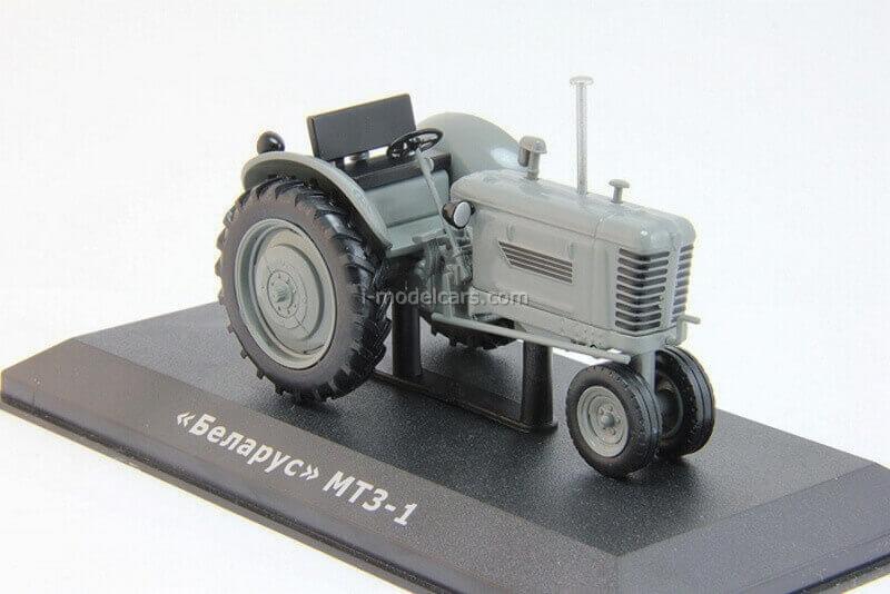 Tractor MTZ-1 Belarus 1:43 Hachette #54