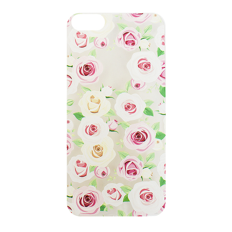 Чехол для IPhone 6/6S White Rose