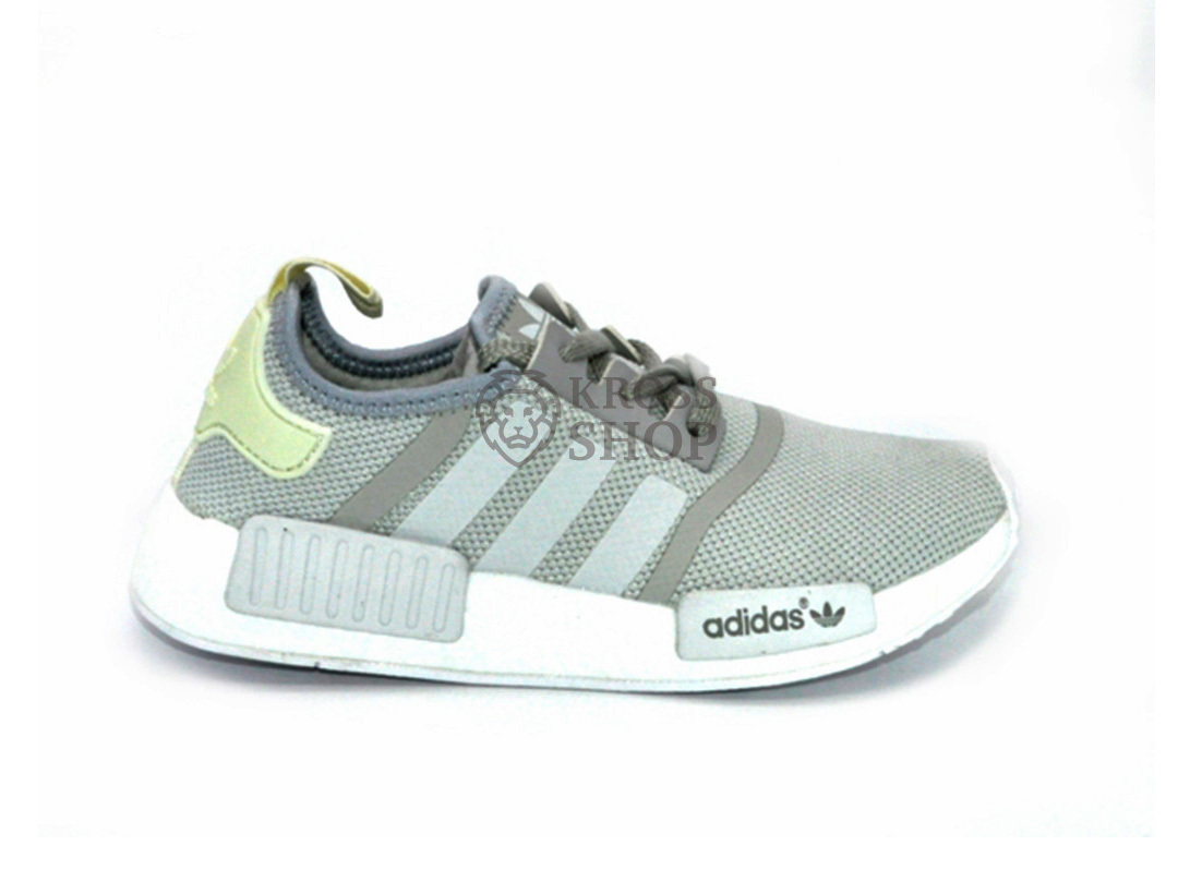 Adidas Originals Women's NMD R1 Gray
