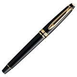 Waterman Expert 3 Black Laque GT перо F (S0951640)