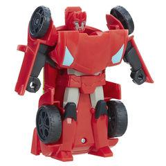 Робот - трансформер Playskool Сайдсвайп (Sideswipe) - Боты спасатели (Rescue Bots), Hasbro