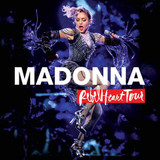 Madonna ‎/ Rebel Heart Tour (Blu-ray+CD)