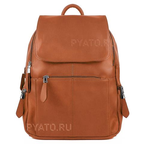 Рюкзак женский PYATO 1988 Рыжий