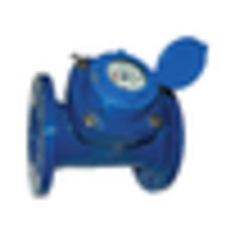 Счётчик х/в турбинный СТВХ Ду 150 Ру16 50С L=300мм фл ПК Прибор 08-150-01