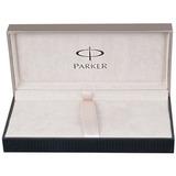 Шариковая ручка Parker Sonnet K527 ESSENTIAL St Steel GT Mblack (S0809140)