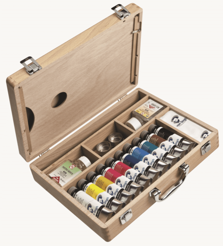 Набор масляных красок Van Gogh Базовый 10цв*40мл