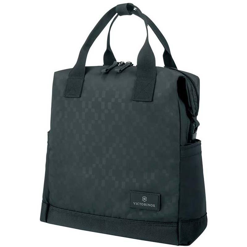Сумка наплечная Victorinox Altmont 3.0 Two-Way Day Bag, чёрная, 32x13x38 см, 15л