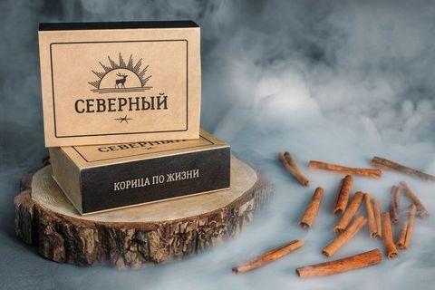 Табак для кальяна Северный Корица по жизни