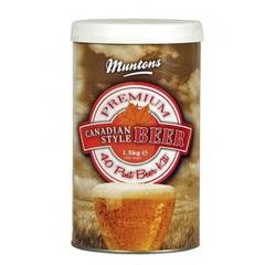 Солодовый экстракт Muntons Canadian Style Beer ...