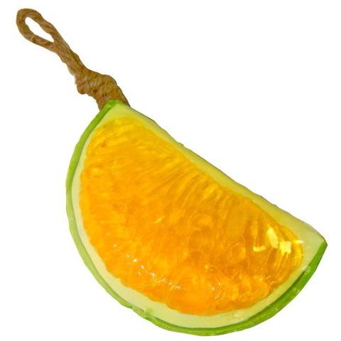 Тайское мыло ручной работы, Апельсин.