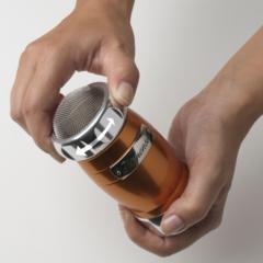 Marcato Dispenser copper flour, sugar and cocoa sifter