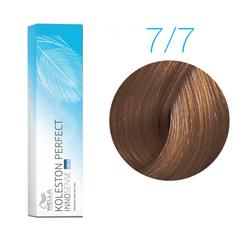 Wella Professionals Koleston Perfect Innosense 7/7 (Блонд коричневый) - Стойкая крем-краска для волос