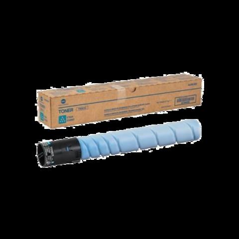 Тонер голубой Konica Minolta TN-321C для KM bizhub C224/C284/C364. Ресурс 25000 страниц. (A33K450)