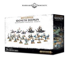 Battleforce Idoneth Deepkin Deepsurge Raiding Party