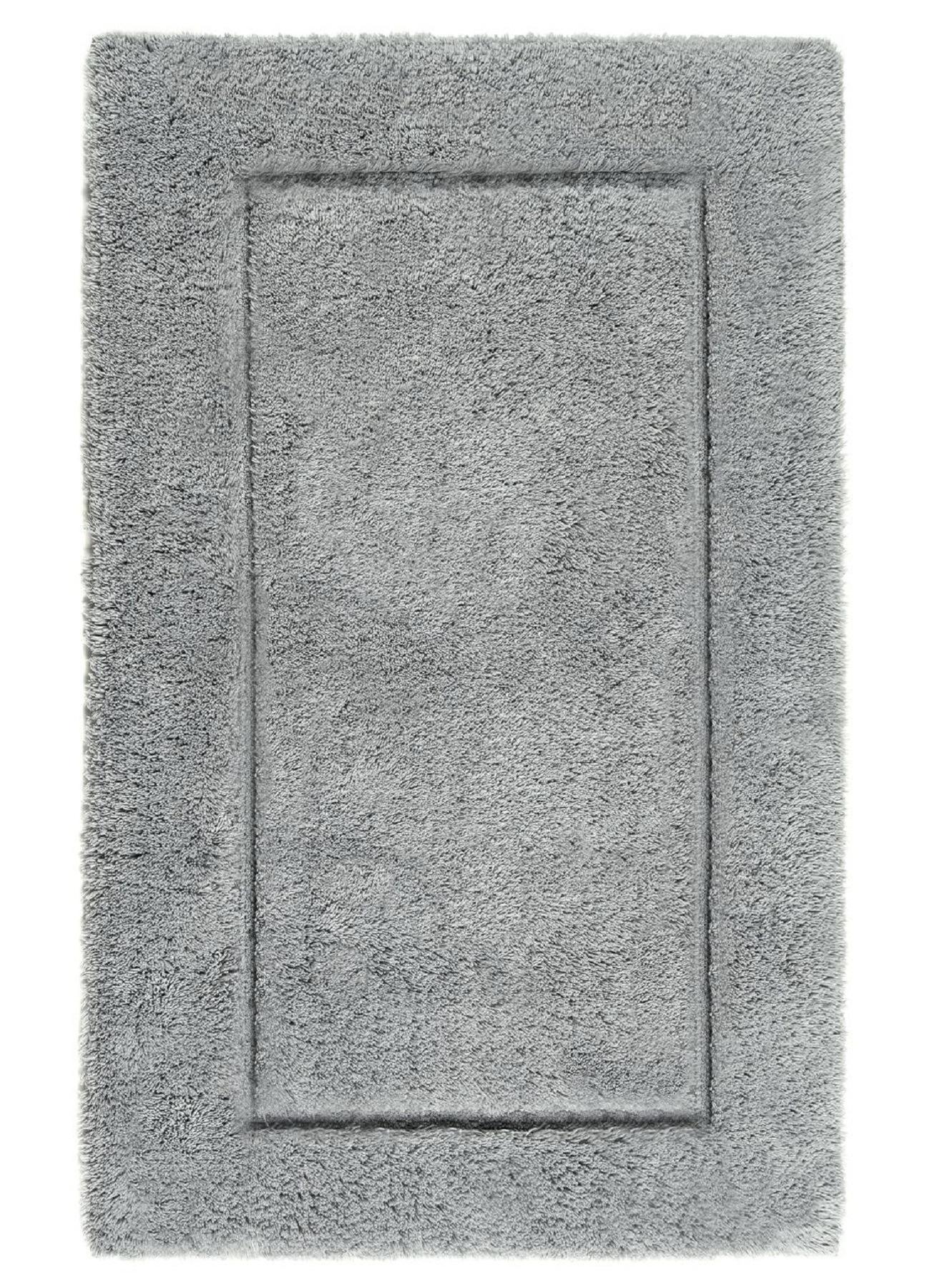 Коврики для ванной Коврик для ванной 61х101 Kassatex Classic Egyptian Anthracite kovrik-61h101-kassatex-classic-egyptian-anthracite-ssha-portugaliya.jpeg
