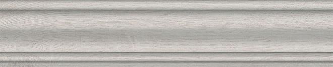 Плинтус Меранти белый 39,8х8