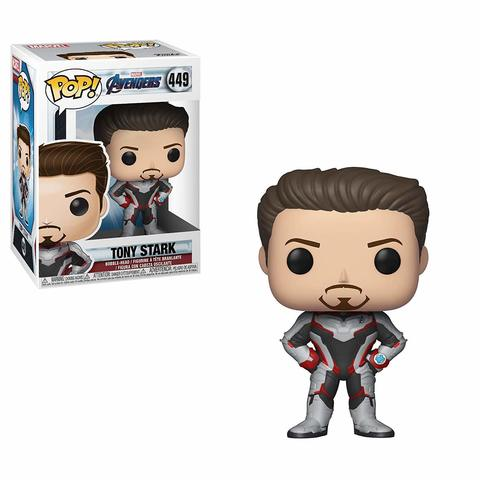 Marvel: Avengers Tony Stark - Funko Pop! Vinyl Figure || Тони Старк