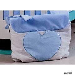 Сумка для игрушек на кровать Roman Baby Cuore Di Mamma (Роман Бейби)