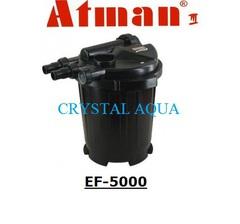 Напорный фильтр для пруда Atman EF-5000