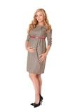 Платье 06131 коричневый