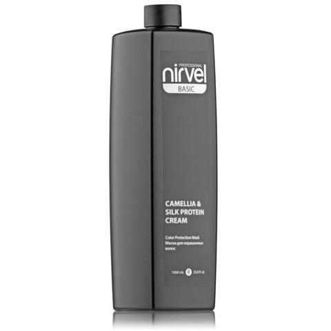 Nirvel Camellia&Silk Protein Cream 1000 ml