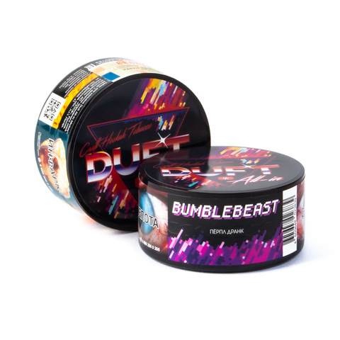 Табак Duft All-in Bumblebeast (Перпл Дранк) 25 г