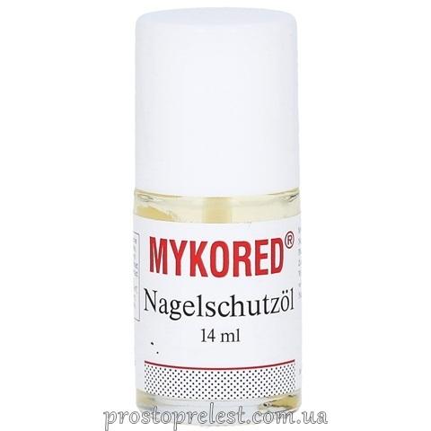 Lutticke Mykored Nagelschutzöl - Масло для ногтей