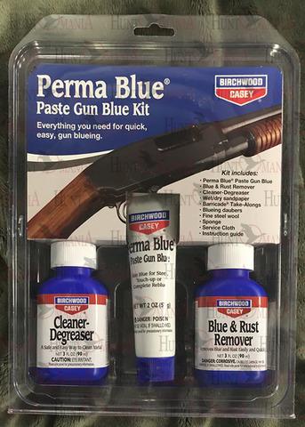 Birchwood Gun Blue Kit
