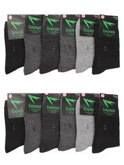 Б05 носки мужские, цветные 41-48 (12шт.)