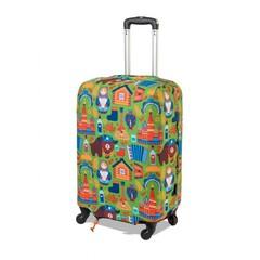 чехол для чемодана экстрапрочный «добро пожаловать»