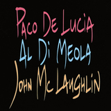 Paco De Lucia, John McLaughlin, Al Di Meola / Guitar Trio (LP)