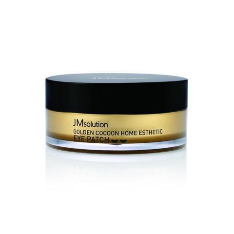 Купить Патчи С Экстрактом Золотого Шелкопряда JM SOLUTION Golden Cocoon Home Esthetic Eye Patch