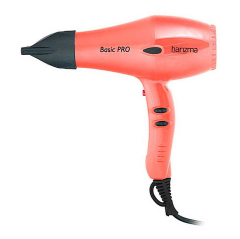 Фен для волос Harizma Basiс PRO 2200 Вт h10203C-05 коралл