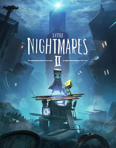 NS: Little Nightmares II. Deluxe Edition (русские субтитры)