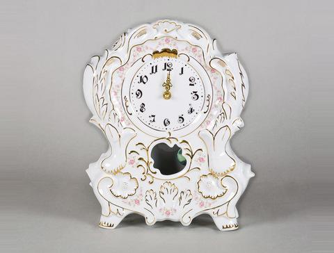 Часы каминные 32 см Leander