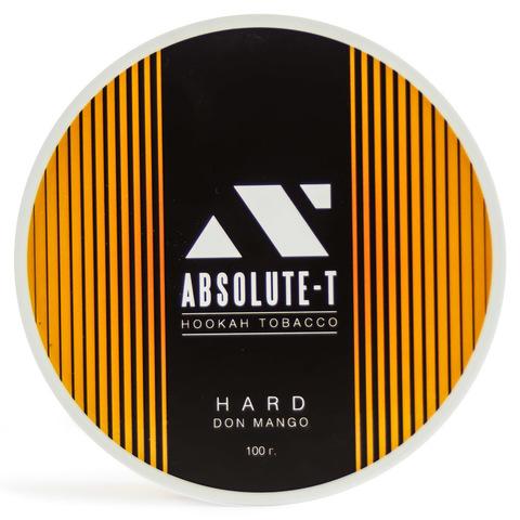 Табак Absolute-T Hard Don Mango (Манго) 100 г