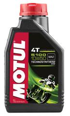 Моторное масло MOTUL 5100 4T SAE 10W50