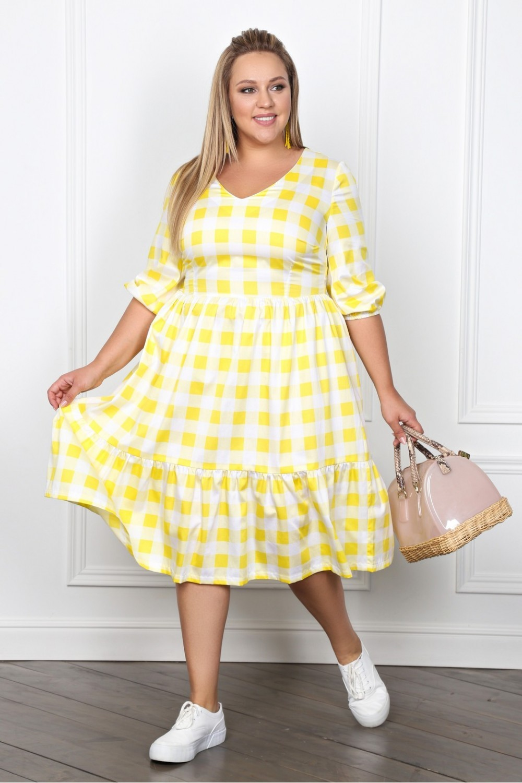 Платья Платье MT1123 Yellow L IMG_6477-1000x1500.jpg