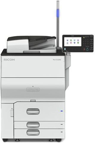 Полноцветная цифровая печатная машина Ricoh Pro C5210S