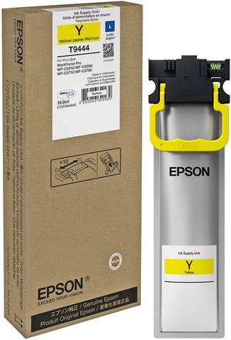 Epson C13T944440  - контейнер с желтыми чернилами (3000 страниц)