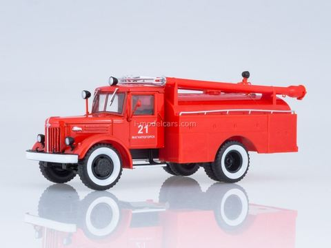 MAZ-205 AC-30 (205) fire engine 1:43 Our Trucks #22