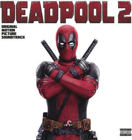 Виниловая пластинка. Deadpool 2. Original Motion Picture Soundtrack. Картонный кейс