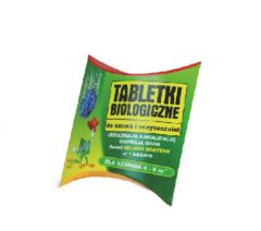 Средство BioExpert для септиков, канализации и выгребных ям (1 таблетка в упаковке)