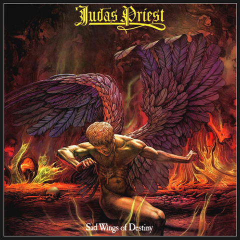 Judas Priest / Sad Wings Of Destiny (LP)