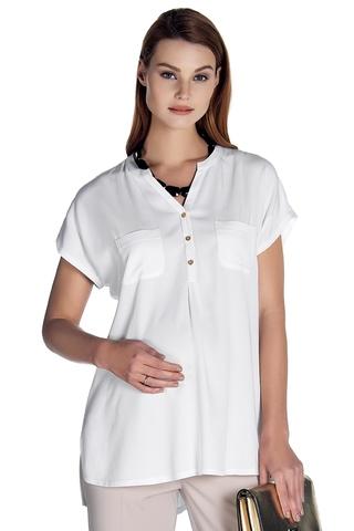 Блузка для беременных 08489 экри