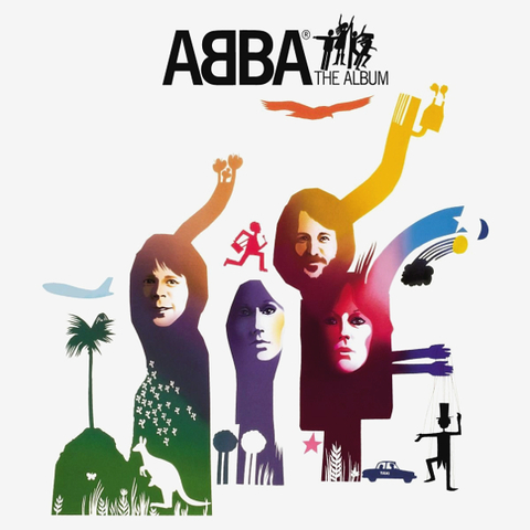 ABBA / The Album (LP)