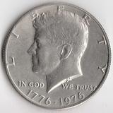 K6136, 1976, США, 1/2 доллара 200 лет независимости